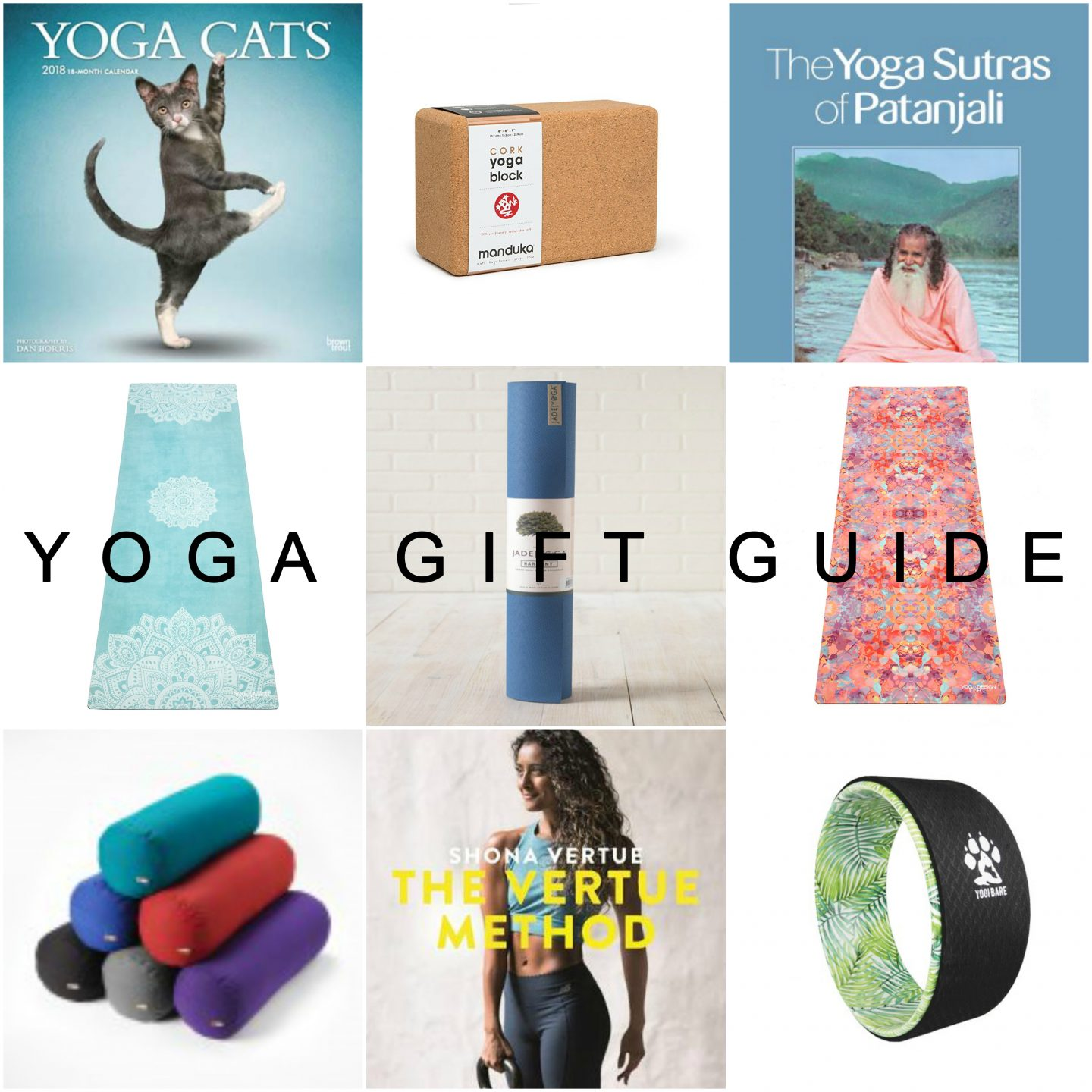 Yogi Christmas Gift Guide 2017 – Part One
